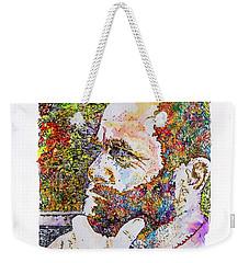 Dave Weekender Tote Bag
