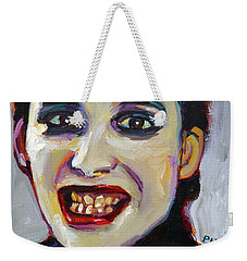 Dave Vanian Of The Damned Weekender Tote Bag