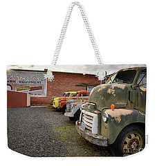 Daves Salvage Weekender Tote Bag