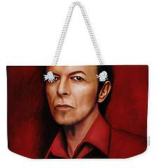 David 6 Weekender Tote Bag