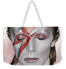 David Bowie Artwork 1 Weekender Tote Bag