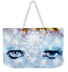David Bowie / Stardust Weekender Tote Bag