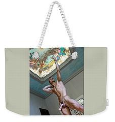 David Davenport Weekender Tote Bag