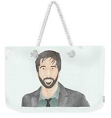David Schwimmer Weekender Tote Bag