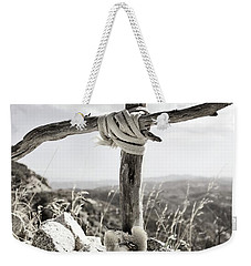 David's Memorial Weekender Tote Bag by Timothy Bulone