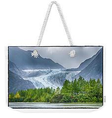 Davidson Glacier Weekender Tote Bag