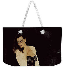 Weekender Tote Bag featuring the digital art Dawn 1 by Mark Baranowski