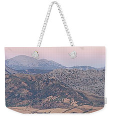 Dawn At Mirador De Ronda Weekender Tote Bag