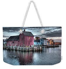 Dawn At Motif Number 1 Weekender Tote Bag