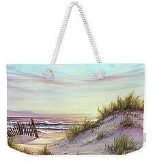 Dawn At The Beach Weekender Tote Bag