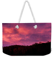 Weekender Tote Bag featuring the photograph Dawn At The Dock by Thomas R Fletcher