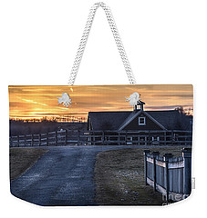Dawn Breaking Weekender Tote Bag