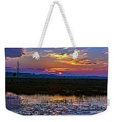 Dawn Breaking Over Saint Marks Weekender Tote Bag