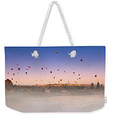 Dawn, Cappadocia Weekender Tote Bag