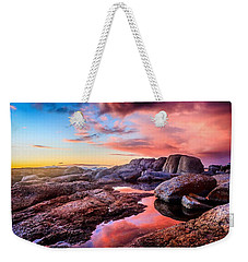 Dawn Colours Weekender Tote Bag