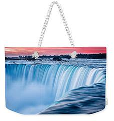 Dawn Flow Weekender Tote Bag