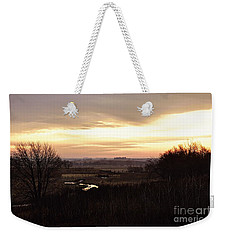Dawn In The Valley Weekender Tote Bag