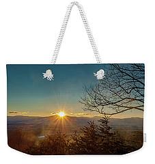Dawn Of A New Year Weekender Tote Bag