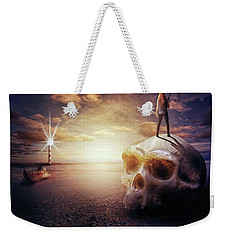 Dawn Of The New World Weekender Tote Bag