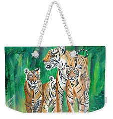 Dawn Patrol- Painting  Weekender Tote Bag