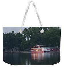 Dawn-st. Joseph River Weekender Tote Bag