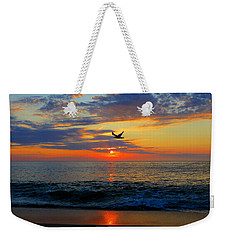 Dawning Flight Weekender Tote Bag