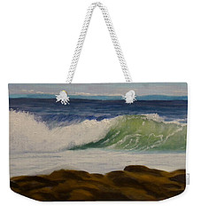 Day After The Storm Weekender Tote Bag