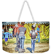 Day At The Fair Weekender Tote Bag