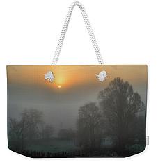 Day Break  Weekender Tote Bag