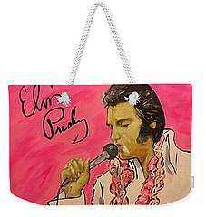 Day Dreaming King  Weekender Tote Bag by Miriam Moran