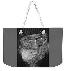 Waiting Weekender Tote Bag