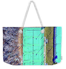 Weekender Tote Bag featuring the photograph Day In The Park 2 by Dave Luebbert