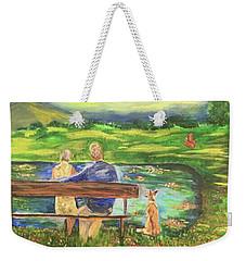 Day In The Park-ii Weekender Tote Bag