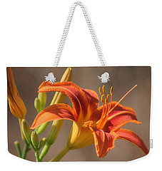 Day Lilies In The Wild 3 Weekender Tote Bag