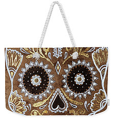 Day Of Death Weekender Tote Bag