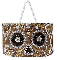 Day Of Death Weekender Tote Bag by J- J- Espinoza
