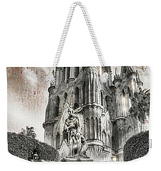 Day Of The Dead Alter Weekender Tote Bag