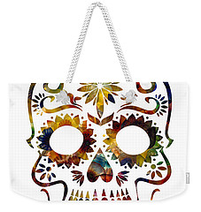 Day Of The Dead Weekender Tote Bag