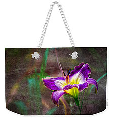Day Of The Lily Weekender Tote Bag