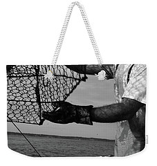 Day On The Water Weekender Tote Bag