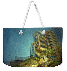 Weekender Tote Bag featuring the photograph Day Trip by Mark Ross
