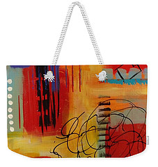 Day Two...30 In 30 Challenge Weekender Tote Bag by Suzzanna Frank