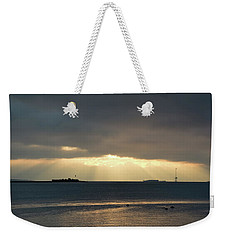Daybreak Charleston Weekender Tote Bag