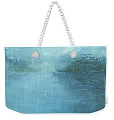 Weekender Tote Bag featuring the painting Daybreak by Jane See
