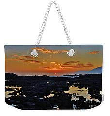 Daybreak Kalaupapa Weekender Tote Bag by Craig Wood