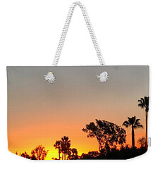 Weekender Tote Bag featuring the photograph Daybreak by Kim Nelson