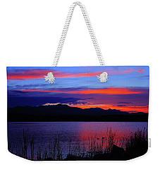 Daybreak Sunset Weekender Tote Bag