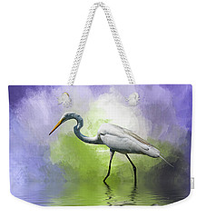 Day's End Weekender Tote Bag by Cyndy Doty