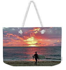 Day's End On The North Shore Weekender Tote Bag