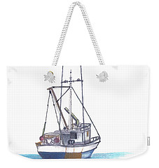 Days End Weekender Tote Bag by Terry Frederick